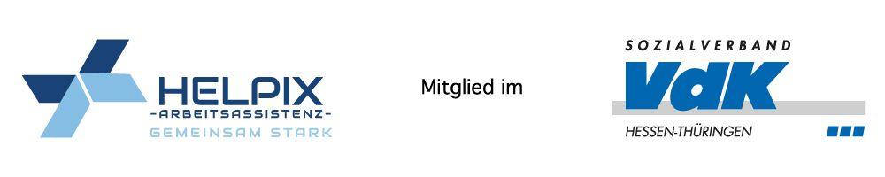 Helpix Miglied im Sozialverband VdK Hessen-Thüringen
